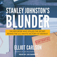 Stanley Johnston's Blunder - Elliot Carlson