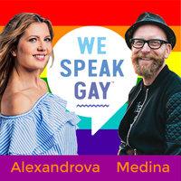 We Speak Gay: 4. Pride 50 vuotta: onko juhla vieläkin iloinen mielenosoitus vai rahastusta? - Suomen Podcastmedia