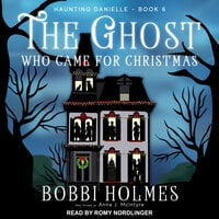 The Ghost Who Came for Christmas - Bobbi Holmes,Anna J. McIntyre
