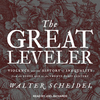 The Great Leveler - Walter Scheidel