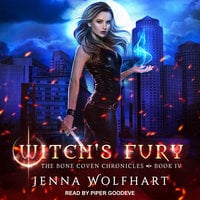 Witch's Fury - Jenna Wolfhart