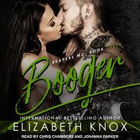 Booger - Elizabeth Knox