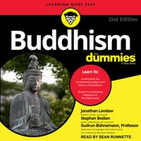 Buddhism For Dummies - Stephan Bodian,Gudrun Buhnemann,Jonathan Landaw