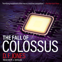 The Fall of Colossus - D.F. Jones