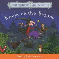Room on the Broom - Julia Donaldson,Axel Scheffler