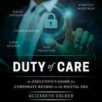 Duty of Care - Alizabeth Calder