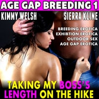 Taking My Boss's Length on the Hike - Kimmy Welsh