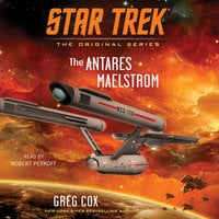 The Antares Maelstrom - Greg Cox