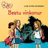 K fyrir Klara 1 – Bestu vinkonur - Line Kyed Knudsen