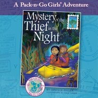 Mystery of the Thief in the Night - Janelle Diller