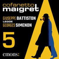 Cofanetto Maigret 5 - Georges Simenon
