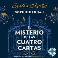 El misterio de las cuatro cartas - Sophie Hannah