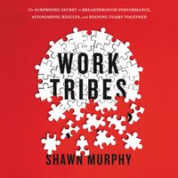 Work Tribes: The Surprising Secret to Breakthrough Performance, Astonishing Results, and Keeping Teams Together - Shawn Murphy