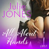 All About Hands - Julie Jones