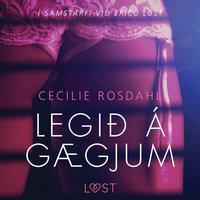 Legið á gægjum – Erótísk smásaga - Cecilie Rosdahl