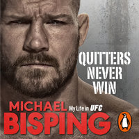 Quitters Never Win - Anthony Evans,Michael Bisping