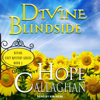 Divine Blindside - Hope Callaghan