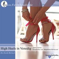 High Heels in Venedig - Sarina