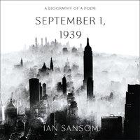 September 1, 1939 - Ian Sansom