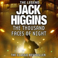 The Thousand Faces of Night - Jack Higgins