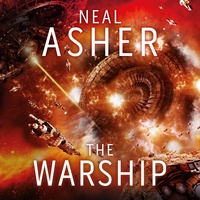 The Warship - Neal Asher