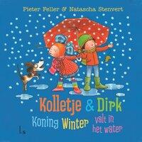 Koning Winter valt in het water - Pieter Feller