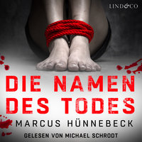 Die Namen des Todes - Marcus Hünnebeck