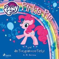 My Little Pony: Pinkie Pie und die Ponypalooza-Party! - G.M. Berrow