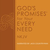 God's Promises for Your Every Need - Jack Countryman, A. Gill