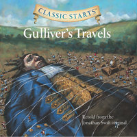 Gulliver's Travels - Jonathan Swift, Martin Woodside