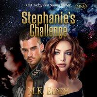 Stephanie's Challenge - M.K. Eidem