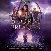 Storm Breakers - Michael Anderle, PT Hylton