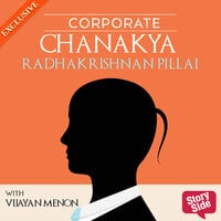 Corporate Chanakya - Radhakrishnan Pillai