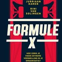 Formule X - Rini van Solingen, Jurriaan Kamer