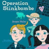Operation Stinkbombe - Jesper Holm
