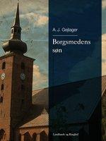 Borgsmedens søn - A.J. Gejlager