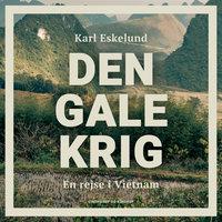 Den gale krig: en rejse i Vietnam - Karl Johannes Eskelund