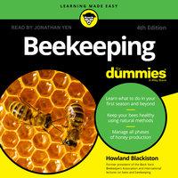 Beekeeping For Dummies - Howland Blackiston