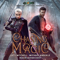 Chasing Magic - Michael Anderle, Jace Mitchell