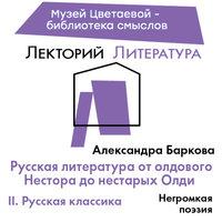 Негромкая поэзия - Музей Цветаевой