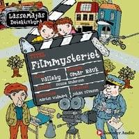 Filmmysteriet - Martin Widmark