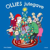 Ollies julegave - Dina Gellert