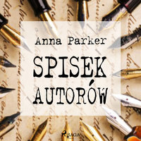 Spisek autorów - Anna Parker