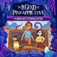 Poseidon's Storm Blaster - Marina J. Bowman