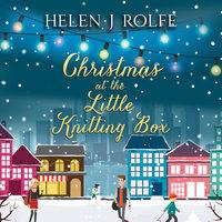 Christmas at The Little Knitting Box - Helen J. Rolfe
