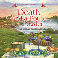 Death and a Pot of Chowder - Cornelia Kidd