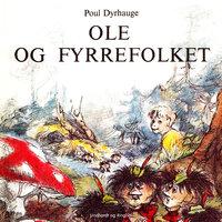 Ole og fyrrefolket - Poul Dyrhauge