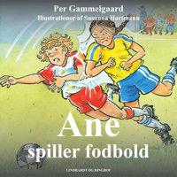 Ane spiller fodbold - Per Gammelgaard