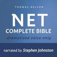 Audio Bible - New English Translation, NET: Complete Bible - Stephen Johnston