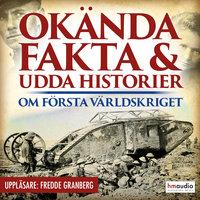 Okända fakta och udda historier om första världskriget - Niclas Hermansson